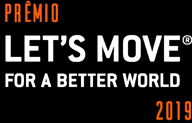 Prêmio Lets move 2019