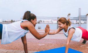 Como vencer a depressão com atividade física